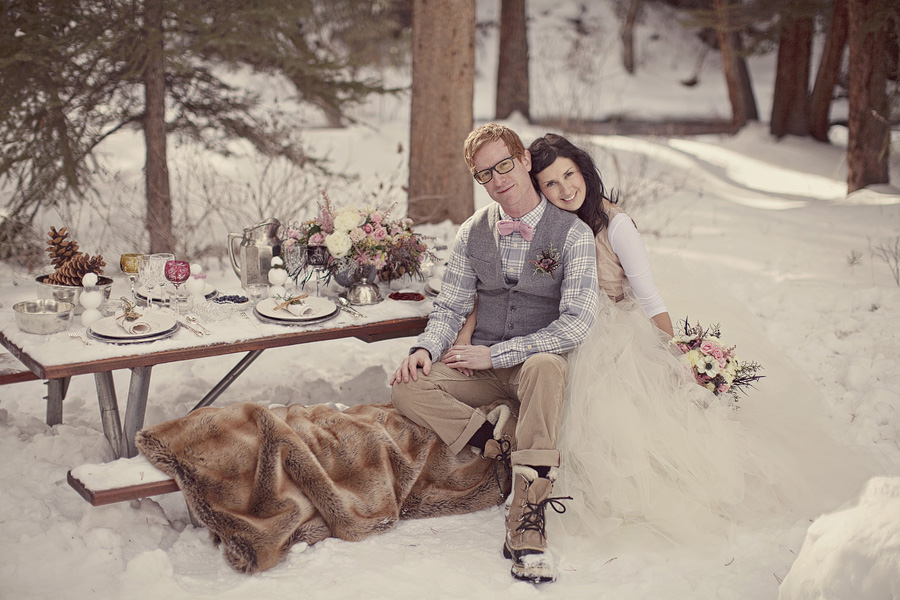 как одеться на свадьбу зимой 2